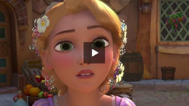 Рапунцель 2 Счастлива навсегда 2012 смотреть мультфильм