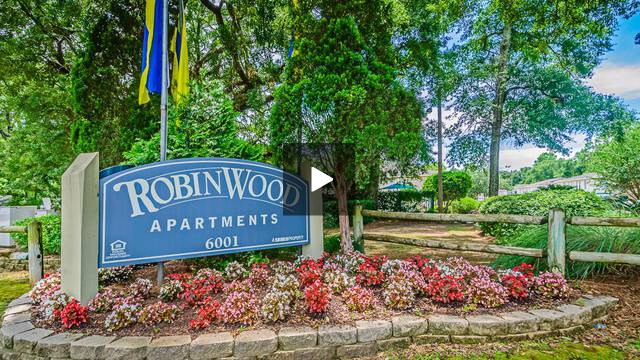 Robinwood  Apartments 2 Bedroom 1 Bath
